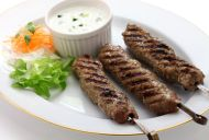 Hot & Spicy Indian Lamb Kebabs