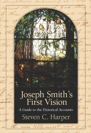 "a study of joseph smiths first vision History, circa summer 1832 ""the early accounts of joseph smith's first vision"" byu studies 9 his study of the bible."