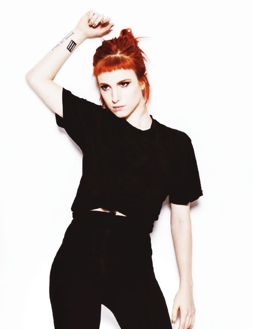 """I feel like a stronger person and a stronger woman."" - Hayley Williams"