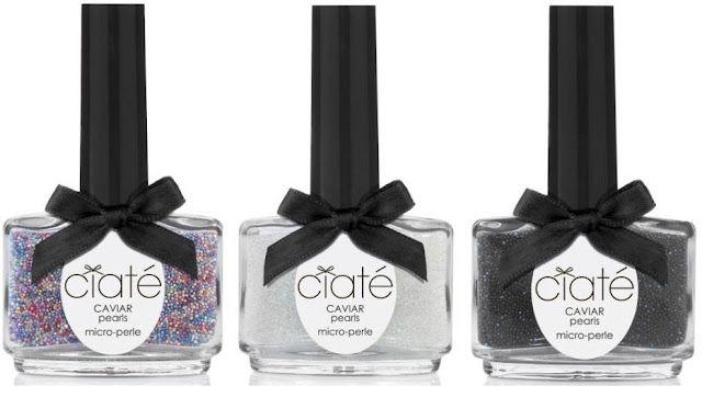 Caviar nails Ciaté