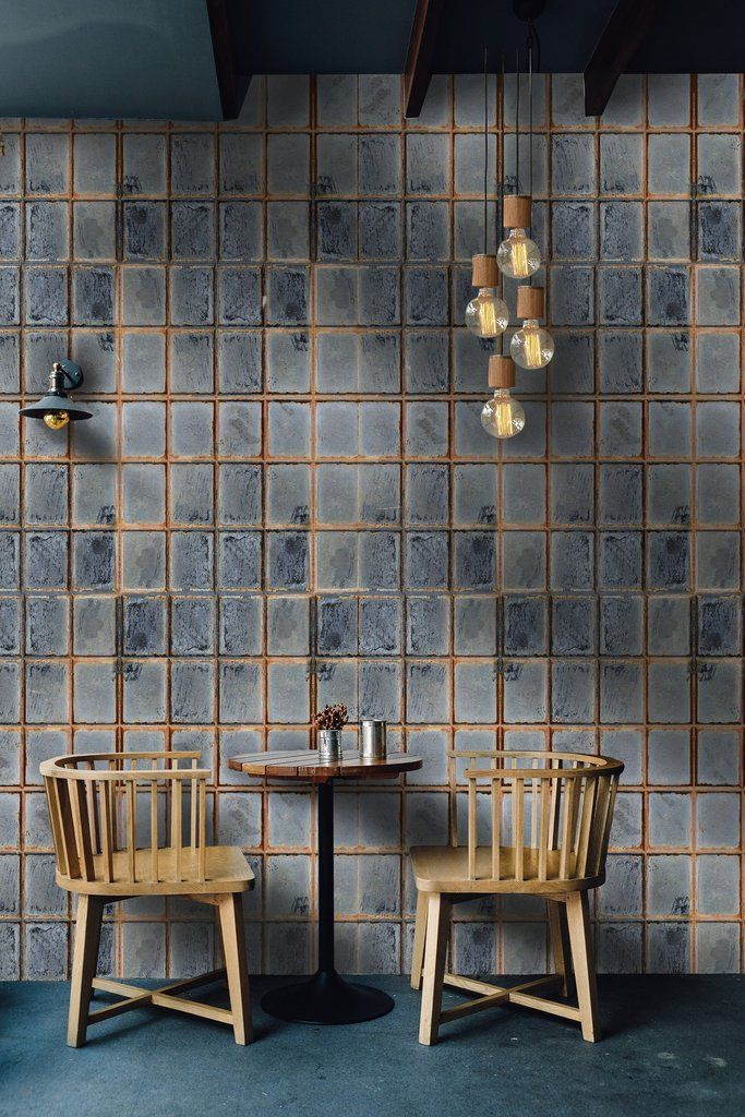 Foundry Wall Wallpaper By Mind The Gap Wall Wallpaper Mind The Gap Industrial Wallpaper
