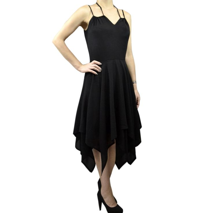 CHIFFON DRESS -DLRstyle Moda Ve Tasarım Evi