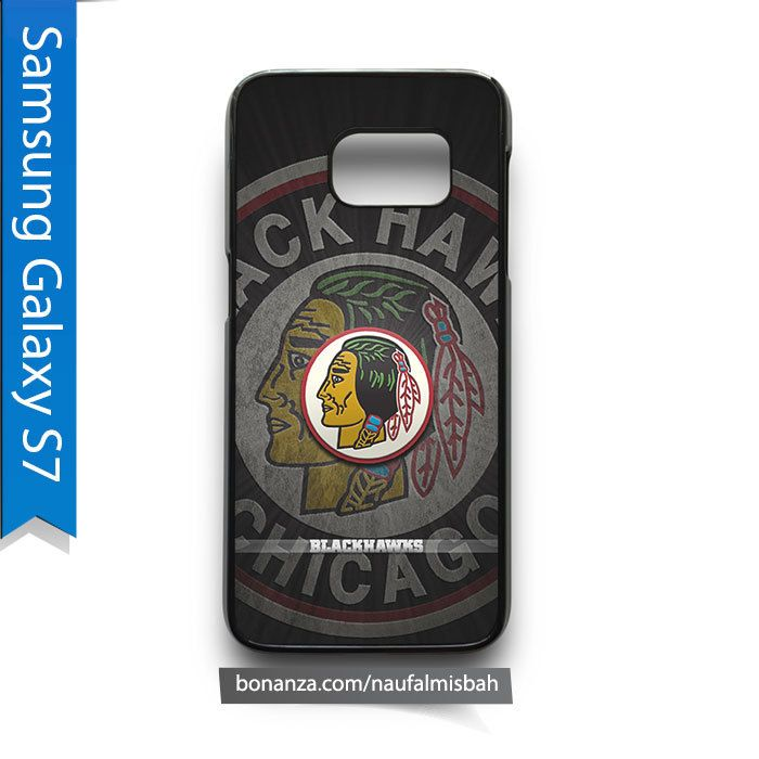 Chicago Blackhawks Samsung Galaxy S7 Case Cover