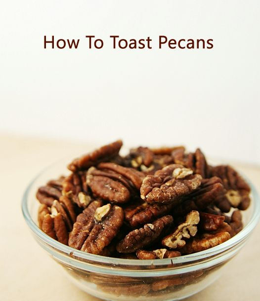 How to Toast Pecans, they taste wonderful prepared this way! Great for baking, snacking, or meals.