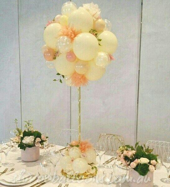 Organic topiary tree shivoo s balloons pinterest