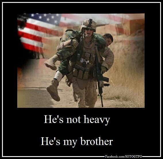 Brotherhood Quotes: Brotherhood Quotes By Soldiers. QuotesGram