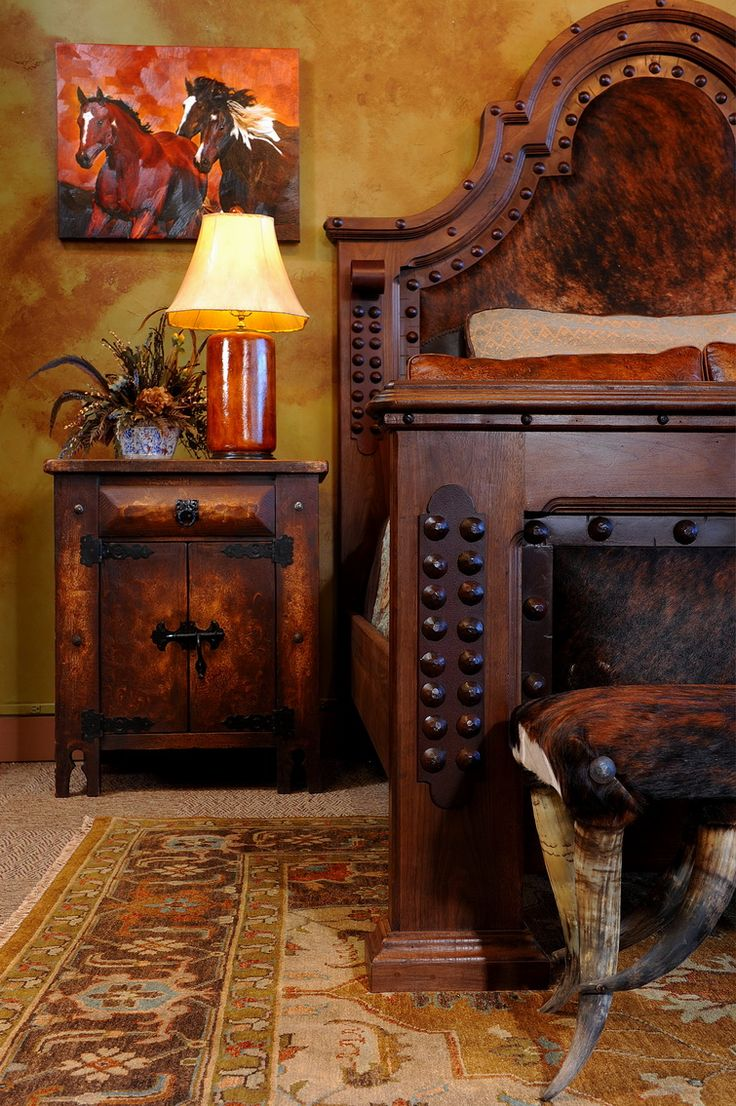 Western Bedroom: 25+ Best Ideas About Western Furniture On Pinterest