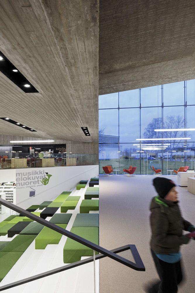 Gallery - City Library in Seinäjoki / JKMM Architects - 22