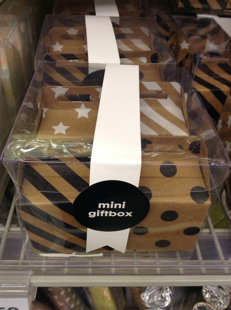 Hema doosjes in doos verpakking ?