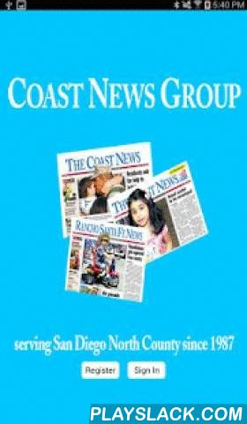 Coast News Group  Android App - playslack.com , We're proud to give our loyal readers an easy way to digitally access The Coast News. A new, simple-to-use app will allow you to read each edition in its entirety on your iPad. Now, when you travel, you can easily access your favorite local content written by the people you know and trust. Your out-of-town relatives can see the photograph of your child that appeared in The Coast News last week. And, if you move across the county, the country or…