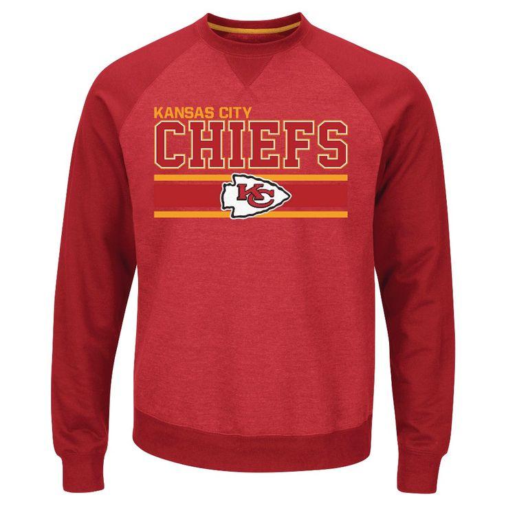 Kansas City Chiefs Men's Activewear Sweatshirt