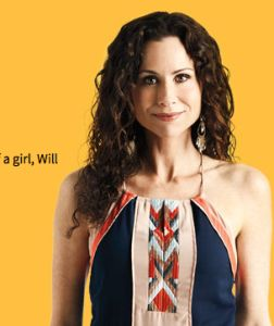 Dressing Your Truth Type 3 Minnie Driver