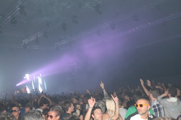 Time Warp Milano 2012: foto e video dal più importante evento di musica elettronica in Italia
