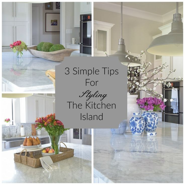 Best 20+ Kitchen Island Centerpiece Ideas On Pinterest