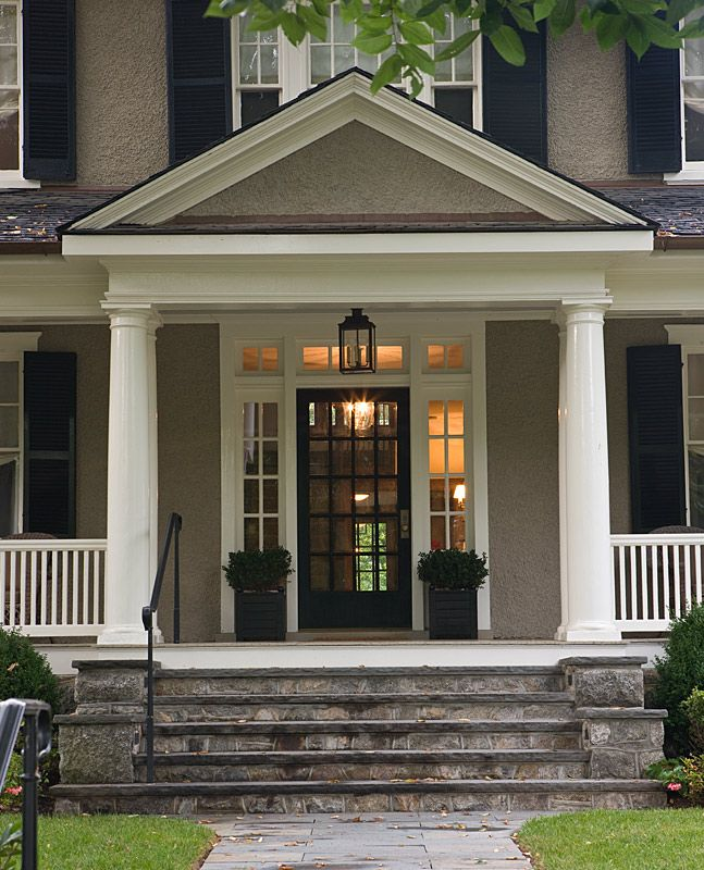 Anne Decker Architects | Selected Works | Renovations | Chevy Chase Renovation
