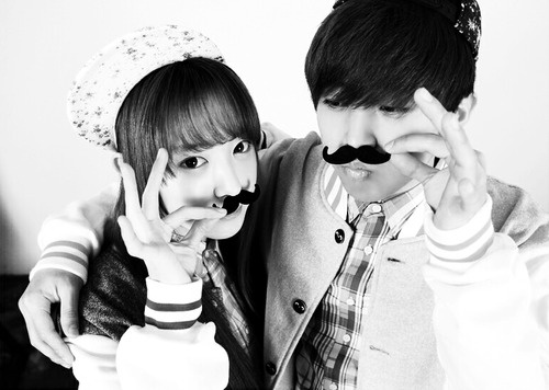ulzzang | Tumblr  #cute #couple #ulzzang ♥