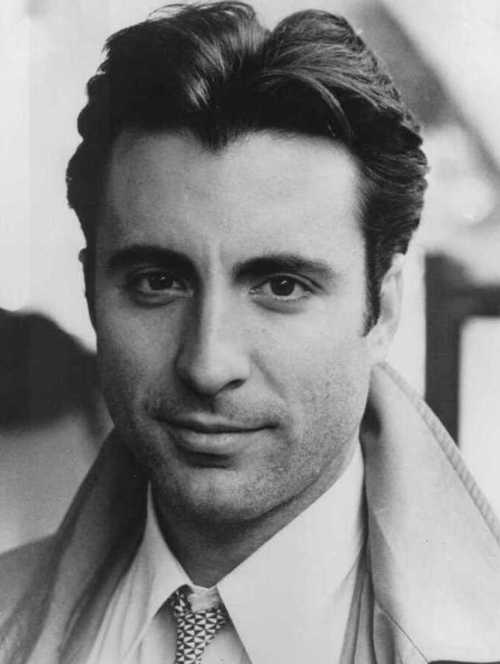 Andy Garcia; those eyes, those lips, that gorgeous man!