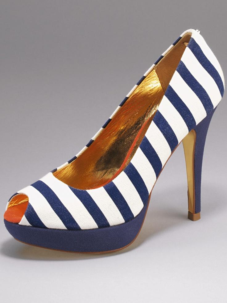 Ted Baker Svana Stripe Shoes