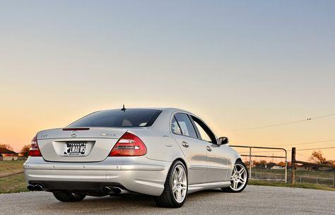 Mercedes E55 AMG: sleeper [shoot by billy] - BMW 3-Series