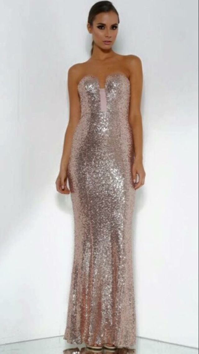 Monica Gown Size 12