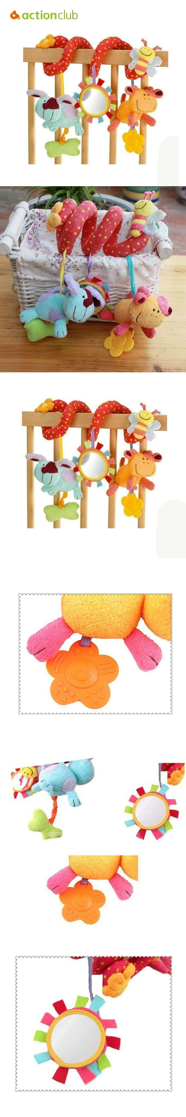 1pcs/lot ELC Baby Toy,Multifunctional Animals Around/Lathe Bed Hang.Safety Mirrors/BB Device/Teeth Glue/Take Pull ShockHT82600MU