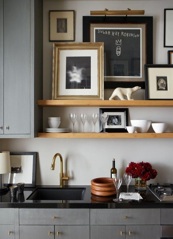 Step Inside Interior Designer Dan Mazzarini S Apartment In New York City Interior Design Kitchen Kitchen Interior Kitchen Design