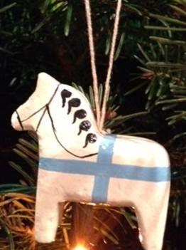 Flag Horse   l   Finland