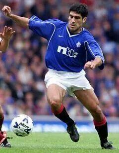 Claudio Reyna Glasgow Rangers