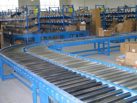 Steel Roller Conveyor,Steel Rollers Manufacturers - Modern Automation Manufactory http://www.zm-automation.com/steel-roller-conveyor/