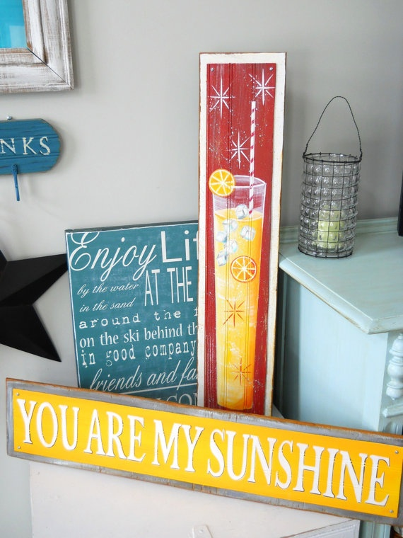 You Are My Sunshine Sign by DebHrabikDesigns on Etsy
