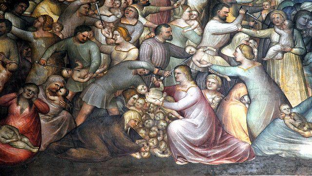 Battistero di Padova  Giusto de' Menabuoi (1374-1378)