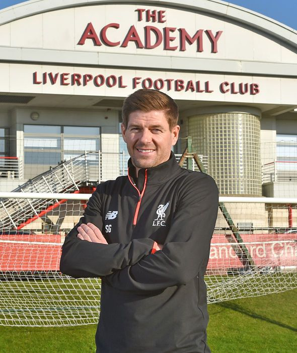 Steven Gerrard Minta Liverpool Beli Van Dijk