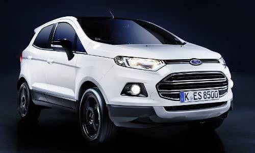 #Ford #Ecosport. El SUV inteligente, compacto por fuera, con un interior espacioso y bien equipado.