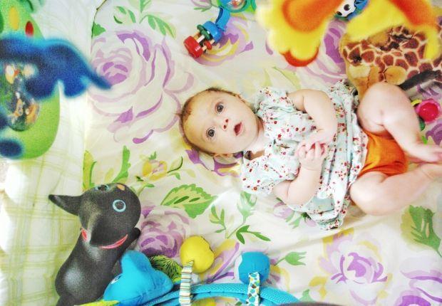 So kannst du dich mit deinem Neugeborenen beschäftigen – Nadine Henze