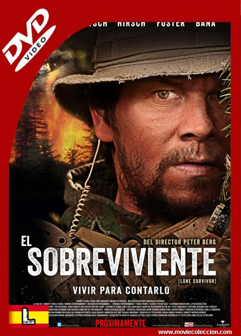 El Único Superviviente 2013 DVDrip Latino ~ Movie Coleccion