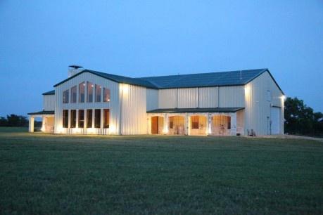 Barn Home With Luxury Barndominiums Pinterest Home