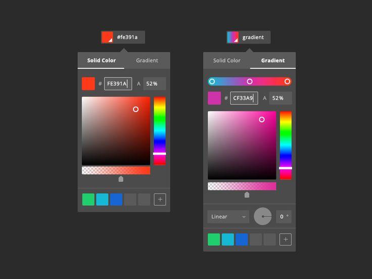 Color Picker UI