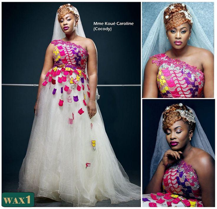 «Noces de wax» est un nouvelle émission de télé-réalité à l'africaine plutôt originale!Le concept: sous le thème de la tenue de mariage en pagne wax, 4candidates présentent leurs nocesde mariage, depuis le début des préparatifs jusqu'à la célébration. Noces de wax peut compter sur la collaboration de grands noms de la mode en Côte d'Ivoire: ...