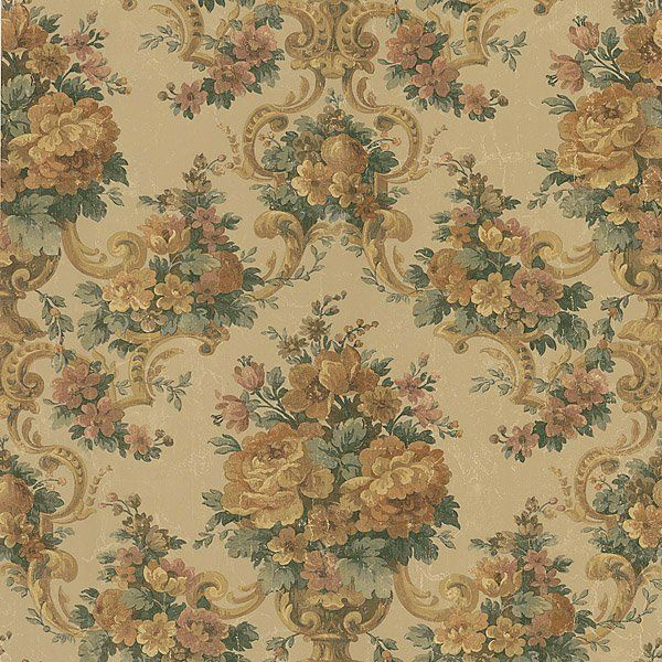 38 best images about victorian wallpaper on pinterest for Old french wallpaper