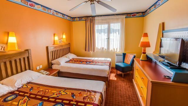 Chambres Hôtel Disney's Santa Fe | Hôtels Disneyland Paris | Disneyland Paris