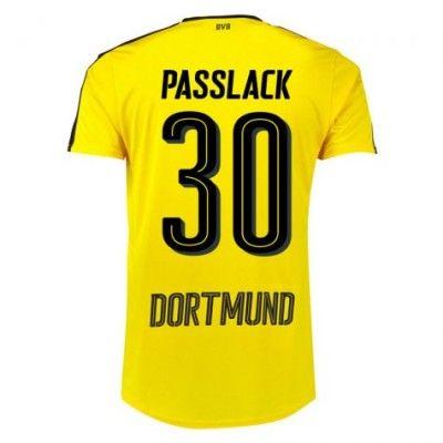 Dortmund 16-17 Felix Passlack 30 Hjemmebanetrøje Kortærmet.  http://www.fodboldsports.com/dortmund-16-17-felix-passlack-30-hjemmebanetroje-kortermet.  #fodboldtrøjer