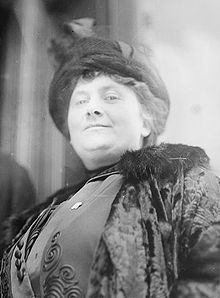 Maria Montessori, founder of the montessori method of education.  Interesting read!