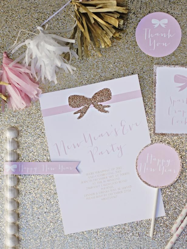 238 best Invitations images – Free Printable New Years Eve Party Invitations