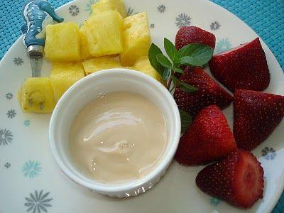 Jason's Deli Style Fruit Dip