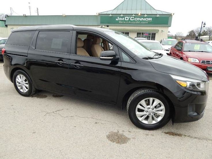 2016 Kia Sedona LX 4dr Mini-Van **FOR SALE** By Jim O'Connor Select Auto - 740 East Wisconsin Avenue Oconomowoc, WI
