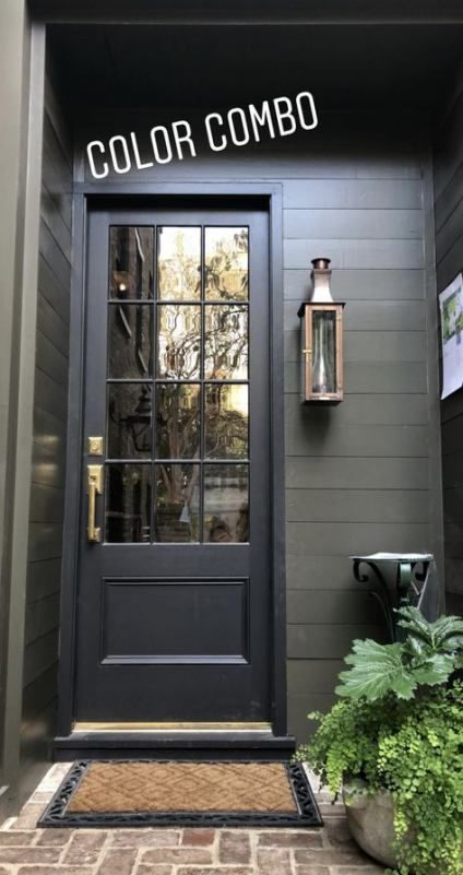 House Exterior Paint Colors Entry Doors 52+ Ideas