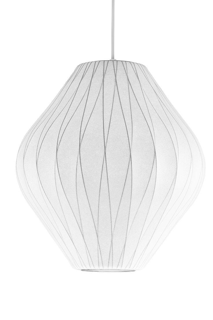 Bubble lamp Pear CC av George Nelson