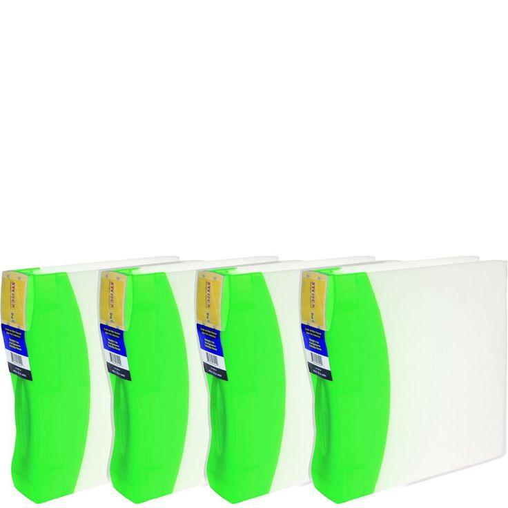 DuraTech Binder, 4 pack