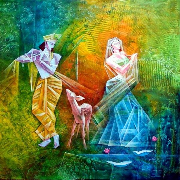 Beautiful and Interesting indian paintings (31)