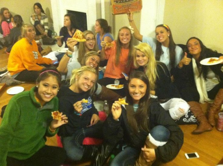 "Sigma Kappa at UTC ""Mystic Pizza sisterhood night"""